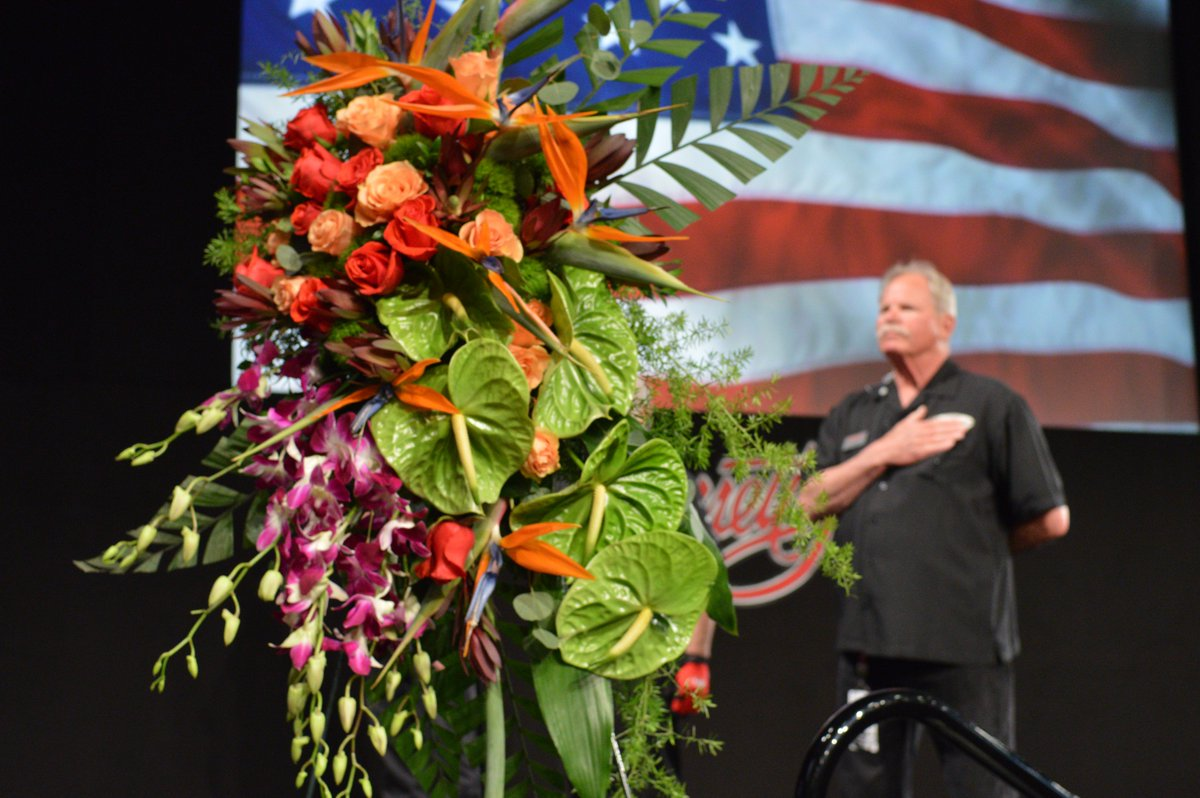 You could have heard a pin drop in the packed auction arena during the moment of silence at the start of today's collector car auction, a touching tribute to the fallen Salt River Arizona Police Officer Clayton Joel Townsend, who was laid to rest today.