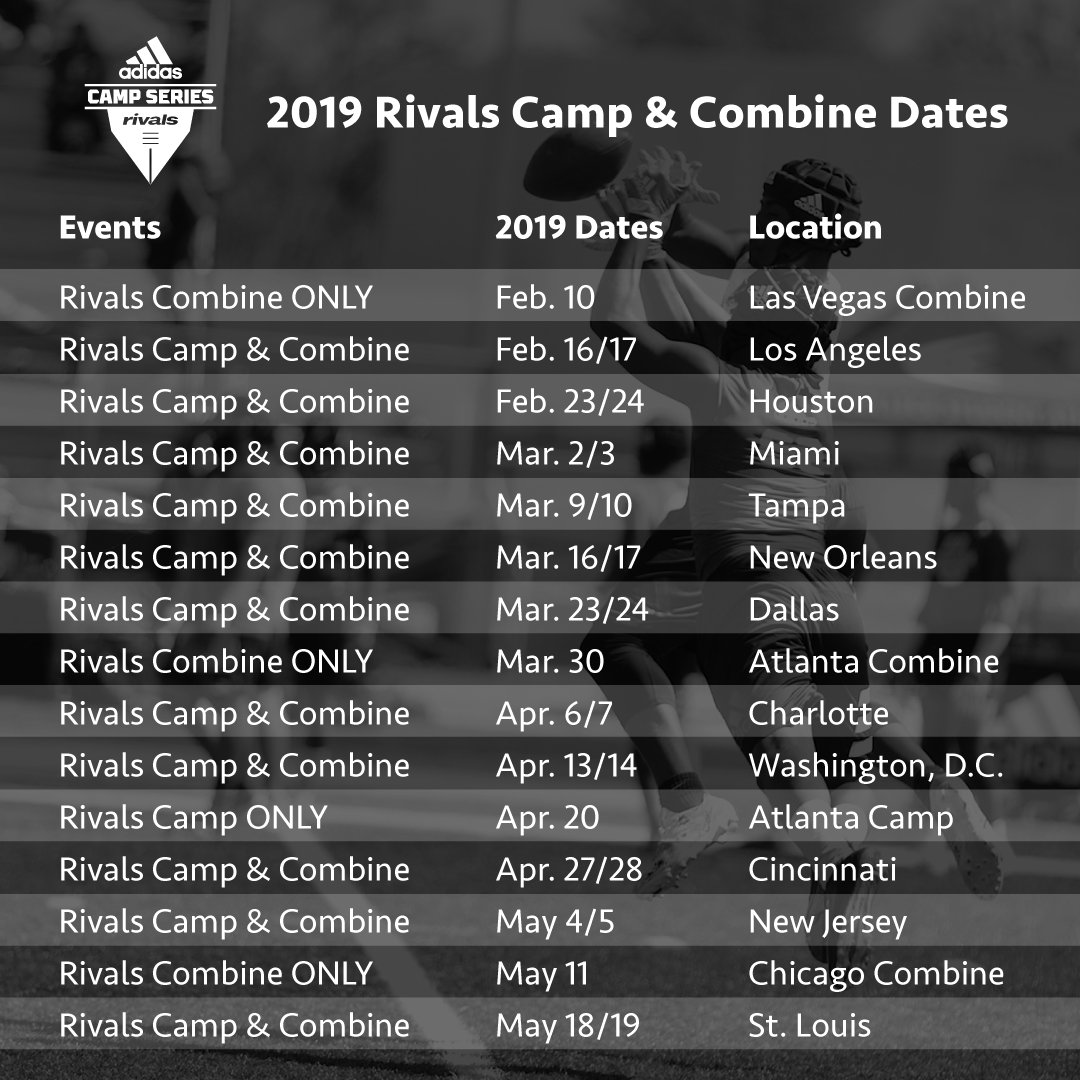 Rivals Camp Series on Twitter