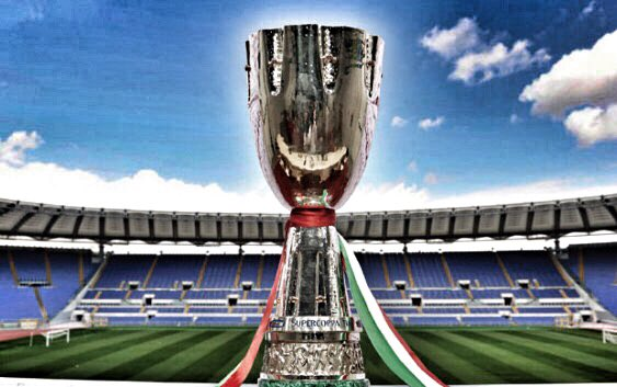 Whatever you think of the #SupercoppaItaliana I don't care 😂...it's a trophy and I want #Juventus to win it!! I'm ready for this... my prediction #Juve will win this match 3-1  What's your prediction?  #ForzaJuve #FinoAllaFine #JuveMilan