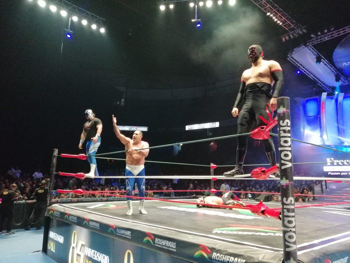 CMLL: Una mirada semanal al CMLL (Del 10 al 16 de enero de 2019) 16