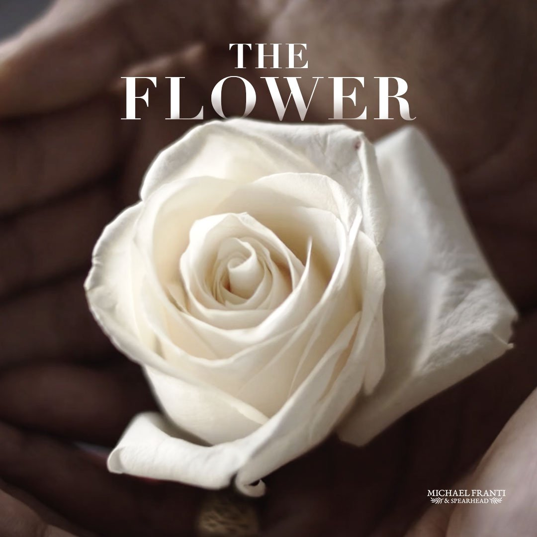 """TOMORROW I will be sharing the music video for our song """"The Flower"""" feat. @victoriacanal. Its message is one that urgently needs to be heard in today's world and we have the power to spread it. Join the movement to """"Be The Healing'. Stay tuned… #theflower"""