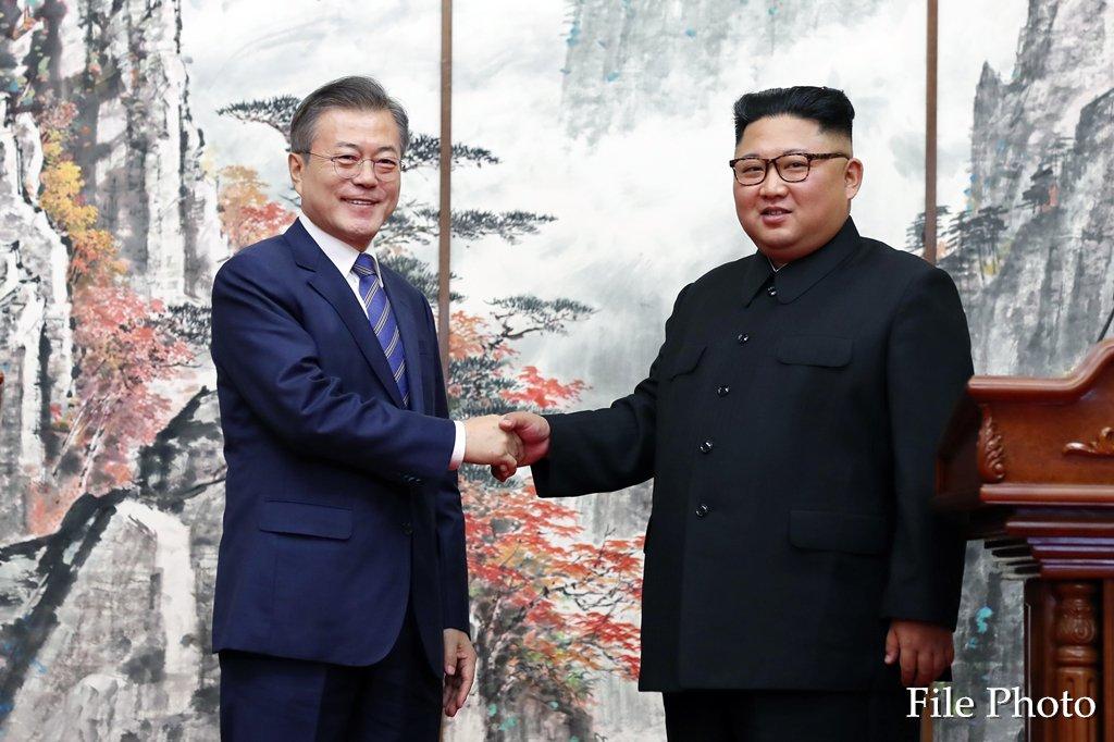South Korea's military no longer calls North Korea an 'enemy' https://t.co/ype491sg4q