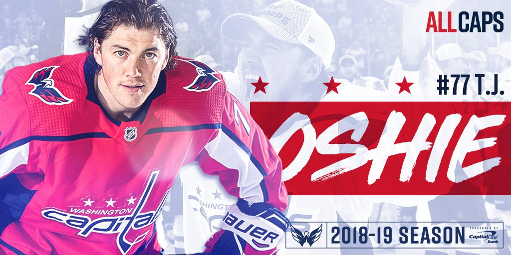 Oshie gets one here in his 700th NHL game and its 7-2 Predators. #CapsPreds #ALLCAPS