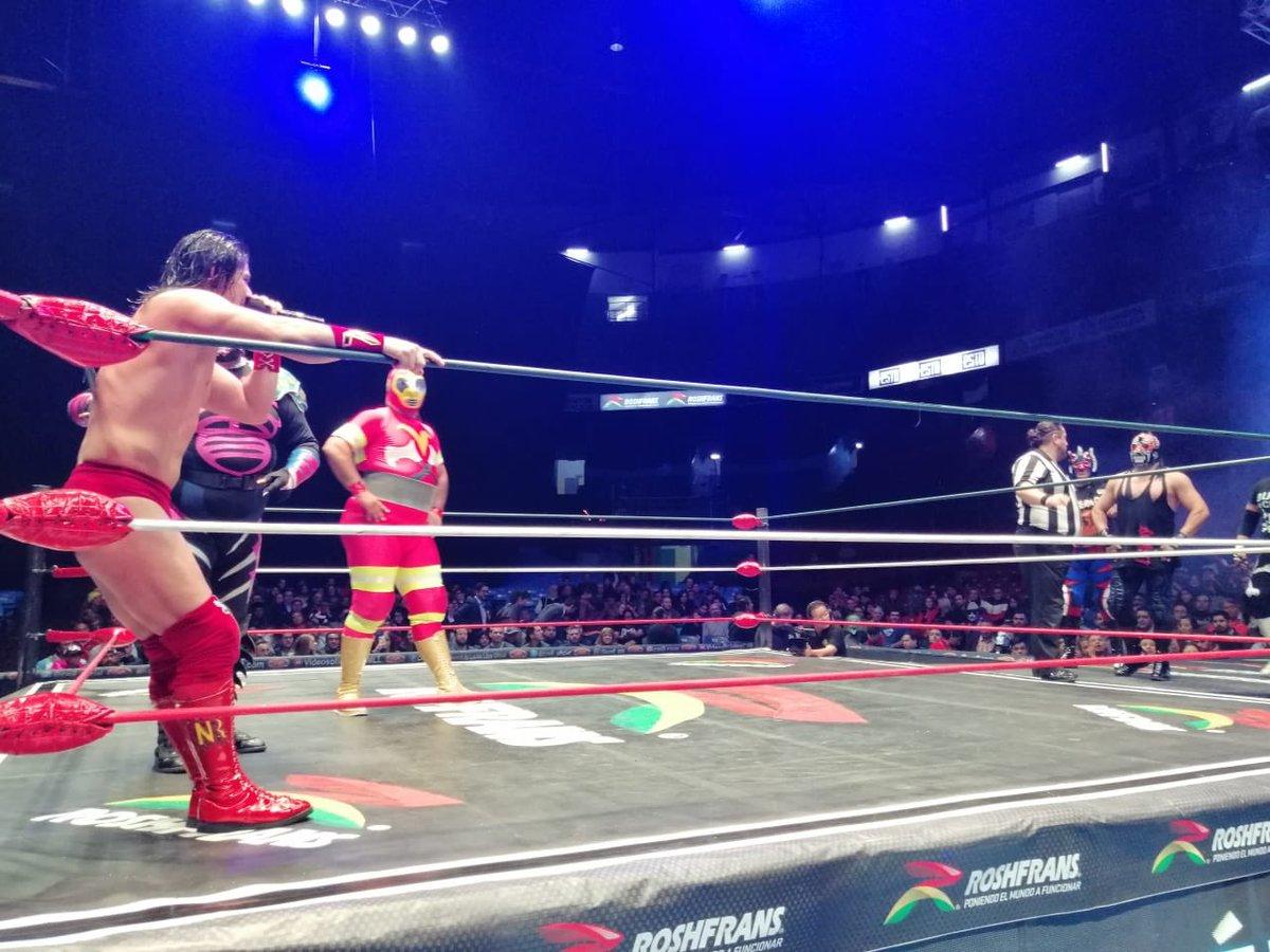 CMLL: Una mirada semanal al CMLL (Del 10 al 16 de enero de 2019) 17