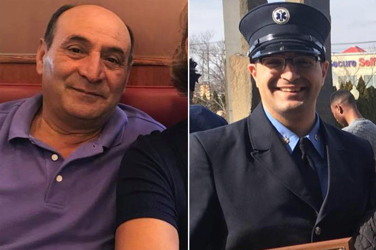 Son of gas station attendant run over by thief is going to be FDNY firefighter https://t.co/Wq5g8eEbFG