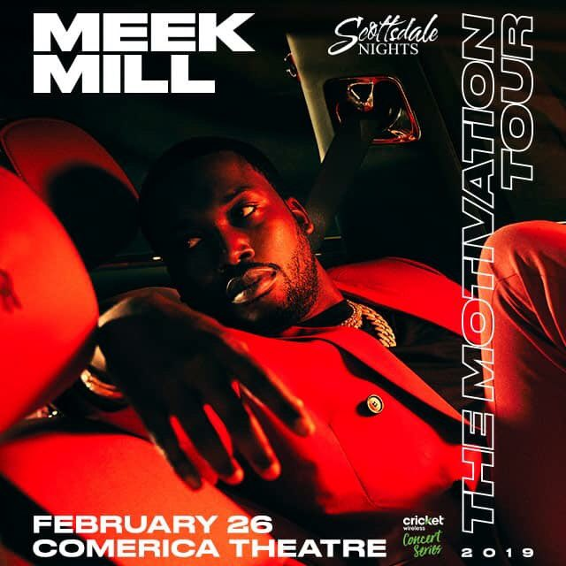 Meek Mill Ticket Giveaways @ El Hefe Scottsdale ~ The Official Taco Tuesday After-Party Destination w/ Scottsdale Nights 😎🎉 Beats by DJ Convince ... All VIP through @GemRayMedia at 480.772.7613 (Text) 📲 @MeekMill  #ElHefeScottsdale #Meekmill #tacos #scottsdalenights
