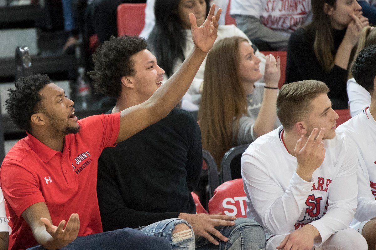 St. John's may have to play without Shamorie Ponds again https://t.co/ey9f0zOx6S