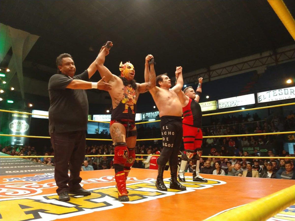 CMLL: Una mirada semanal al CMLL (Del 10 al 16 de enero de 2019) 19