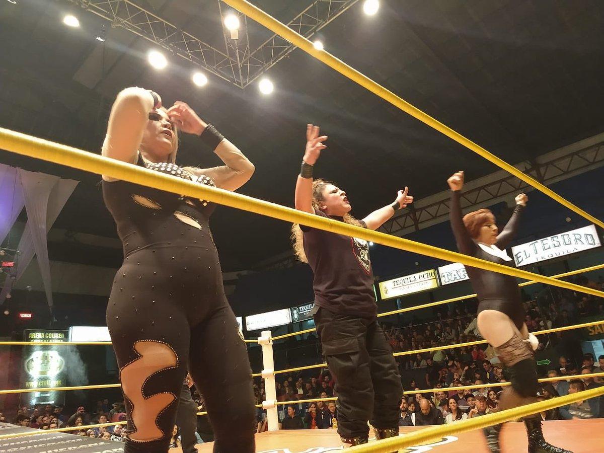 CMLL: Una mirada semanal al CMLL (Del 10 al 16 de enero de 2019) 18