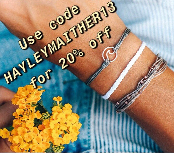 Love rose gold? Love the beach? Then the Rose Gold Wave Pack from @puravidabrac is for you! It's one of their best selling packs & it's back in stock! Use the code HAYLEYMAITHER13 for 20% off your entire order! #puravidabracelets #puravida #bracelets #jewelry #adventure #live