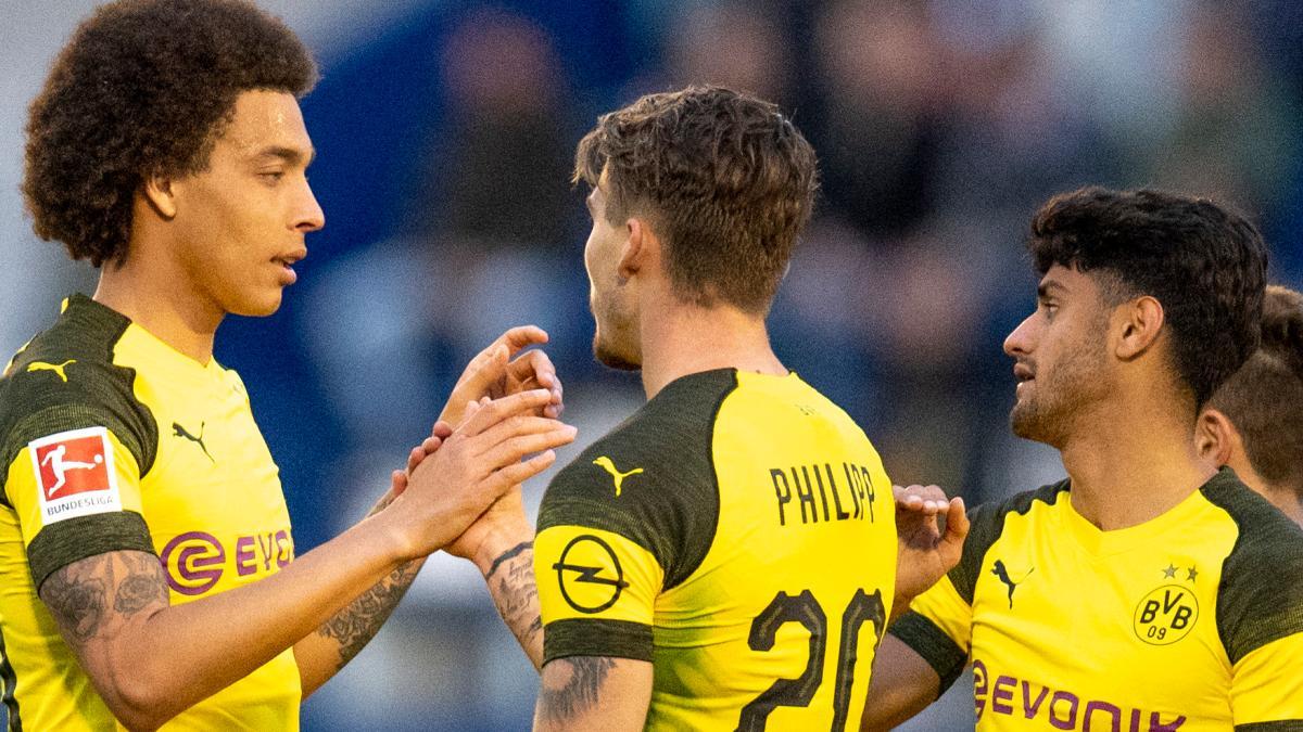 Borussia Dortmund erlässt ein Wechselverbot https://t.co/AbTIWpFhUg