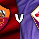#FiorentinaRoma Twitter Photo