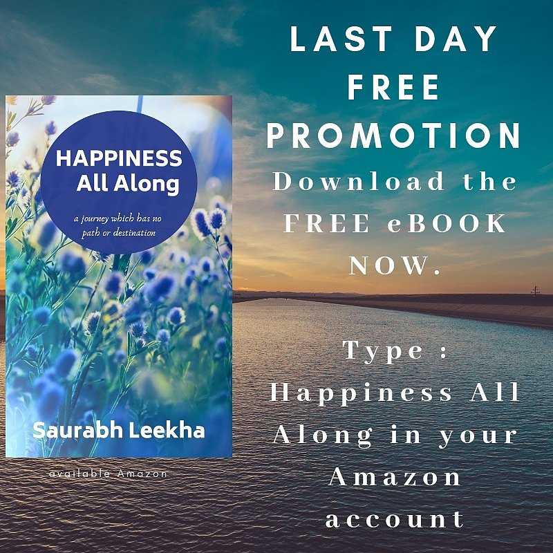 Happiness All Along!  Book Link India - http://bit.ly/HAABOOK  US - http://bit.ly/HAAUSALINK   #KindleUnlimited #kindlebook #AmazonGiveaway #amwriting #authorconfession #AuthorUproar #authorRT #writercommunity #Bookboost #bookpromo #bookpromotion #books #novels #Novel #eBookJapan