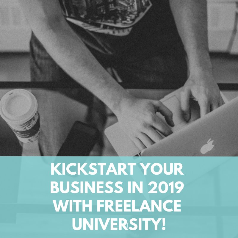 Access 65+ Certifications, Courses &amp; Workshops at Freelance University … registration open for a few days. #Freelance #VirtualAssistant   Sign up here ...  http:// bit.ly/FreelanceUJan2 019 &nbsp; … <br>http://pic.twitter.com/V2UcFUhBXx