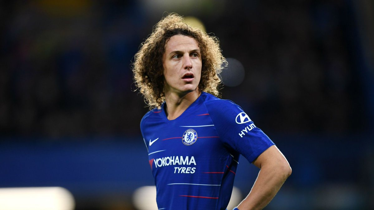 Empresário de David Luiz revela otimismo para renovação de contrato com Chelsea https://t.co/5nypwZX0bD https://t.co/pU4dm1iM6q