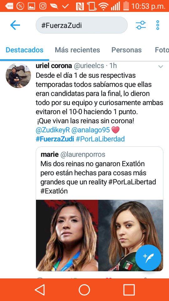 Arleth 🇲🇽 🔴's photo on #ExatlonMx