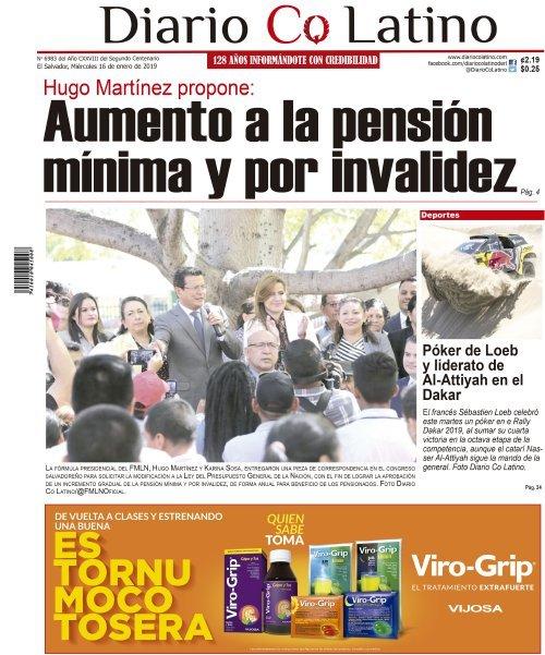 Diario Co Latino on Twitter: \