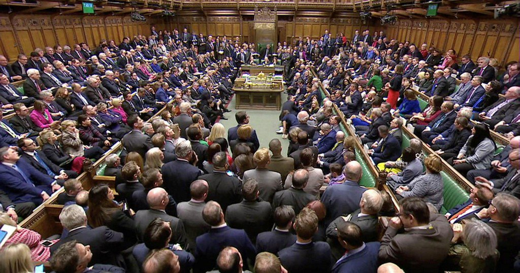 Brexit vote: British Parliament emphatically rejects May's Brexit deal —  now what? https: