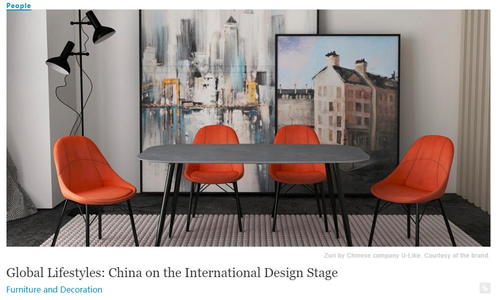 It's an honour to be featured on @ArchiExpoEmag to be able to talk about our new #designs for the #immcologne2019 and represent China on the global design stage. Special thanks to Hilary Edesess for this opportunity.😊 https://buff.ly/2QRotpx   #IMMfair #furniture #interiordesign