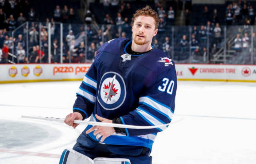 From @CraigJButton: Brossoit's battle big for the Jets - https://t.co/dZMo0t4BgR