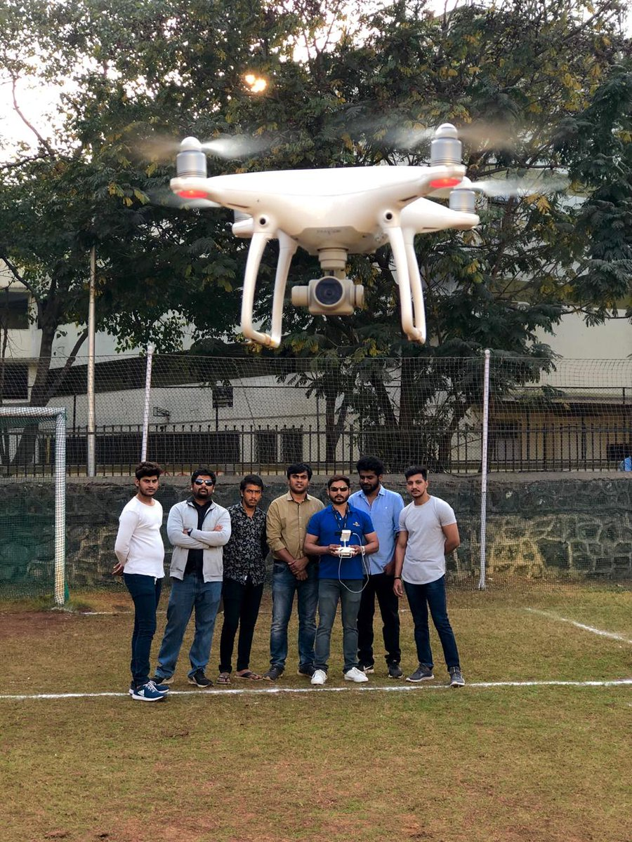 #IndianAcademyofDrones has successfully completed its #AerialCinematography Batch (14th & 15th Jan) in #Andheri. Good luck to all the #Champions with their #Future Flying #Endeavors.  Happy #Clicking! Happy Flying! #Register today: http://indianacademyofdrones.com/contact/  or #Call on 9137744259