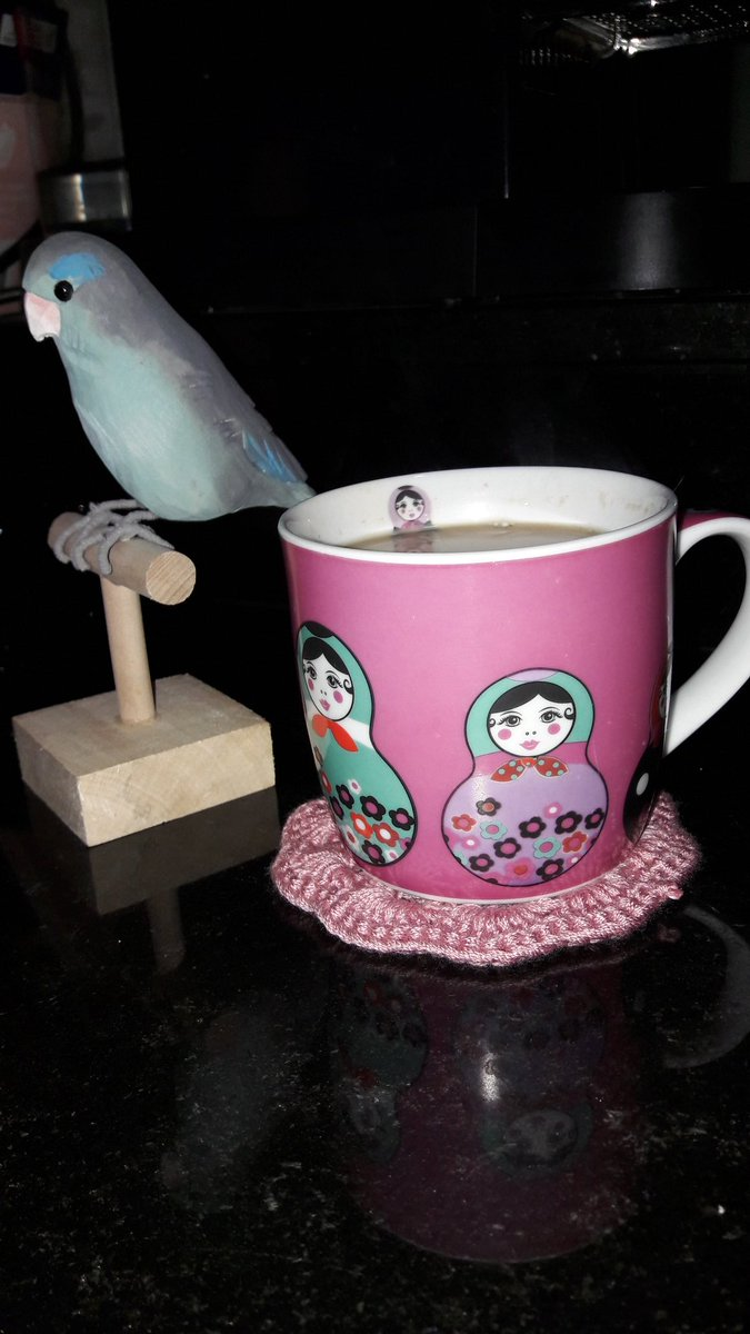 That's me...an irresponsible and #reckless   #tea drinker...here I go again...Oh my!!!