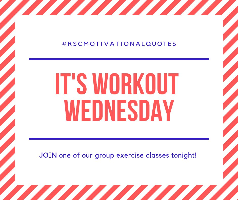 Redgravesportscentre On Twitter It S Workout Wednesday So Why Not Join Us For A Group Exercise Class Call Us On 01628 495858 To Book Metafit Abblast Circuits Yoga Workoutwednesday Motivation Gym Fitness Groupexerciseclasses