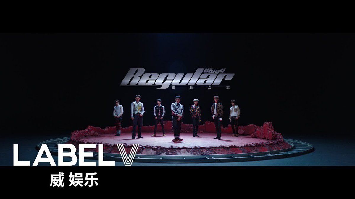 WayV (NCT's Chinese unit) drops 'Regular' MV teaser https://t.co/WZUEun5FZe