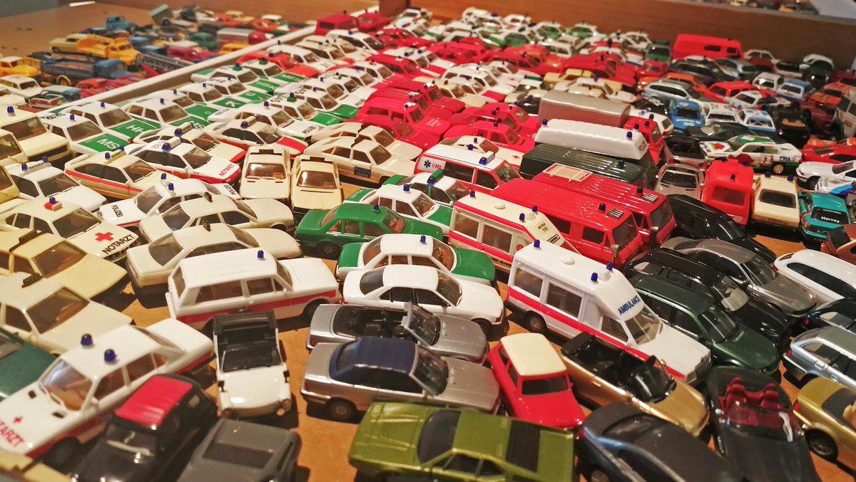 Retten 5.000 Modellautos das Kitzinger Stadtmuseum? https://t.co/X2R98zogrC #franken