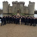 Our Year 1 children travelled to East Sussex to visit Bodiam Castle. They were terribly excited to cross the moat and go inside the castle where they got to try on suits of armour and tour the Great Hall and kitchens. @nationaltrust #earlyears #prepschool #castles #LongacreLife
