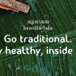 Image for the Tweet beginning: Embrace India's ancient medical wisdom