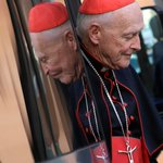 Image for the Tweet beginning: Disgraced U.S. ex-cardinal Theodore McCarrick