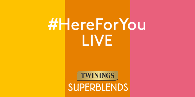 We're recording a special In Conversation episode with @MarianKeyes &  to @PhelpsieSarahcelebrate the  SUP@TwiningsTeaUKERBLENDS range. If you want to be at  LIV#HereForYouE on 21st Jan at 8:30am in London's Marylebone email events@acast.com by 5pm TODAY.