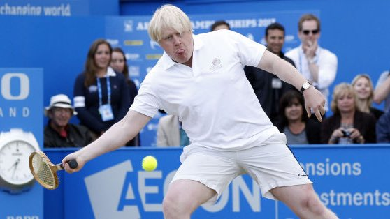 Boris Johnson to be Britain's top-ranked tennis player following retirement of Andy Murray <br>http://pic.twitter.com/YoWXvG888h