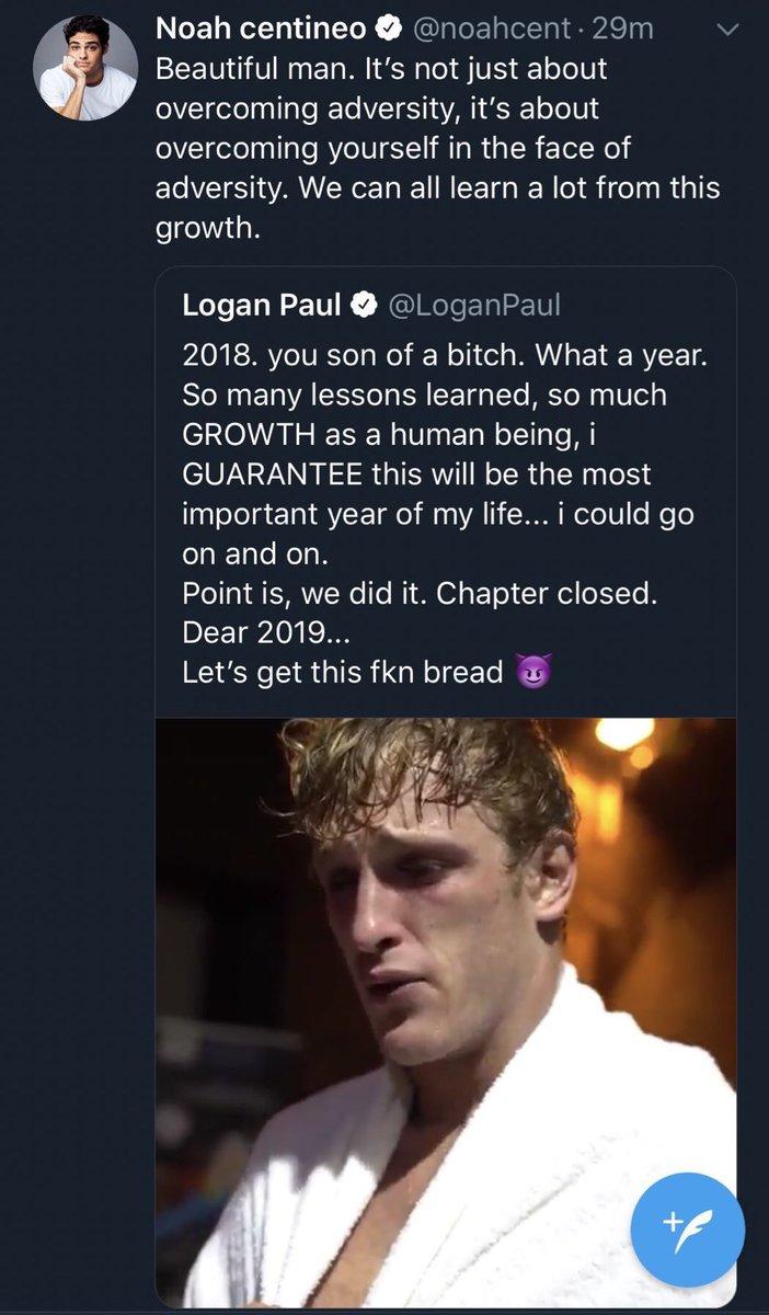 """Noah Centineo Called Logan Paul A """"Beautiful Man"""""""