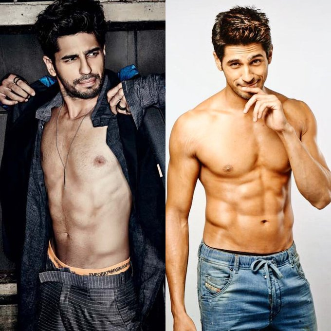 Happy Birthday Sidharth Malhotra: 5 pictures of this Student of the Year that proves he is hot & handsome AF