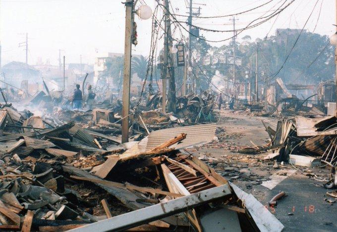 #阪神淡路大震災 から24年、時が経って「風化させてはいけない」という声の一方、「過去にとらわれてる」「教訓生かさなきゃ」など