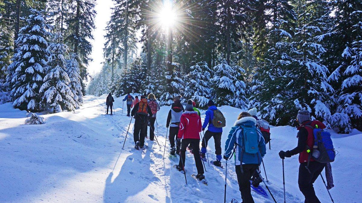 Start der Winterwandertage im Fichtelgebirge https://t.co/sEUJaXj71p #franken
