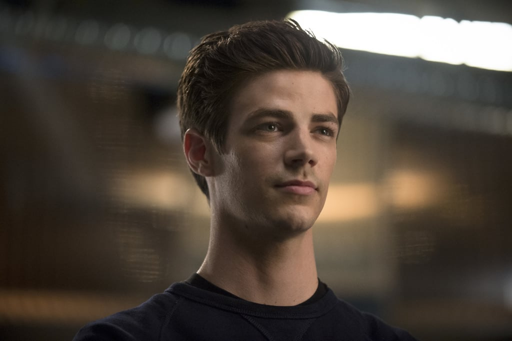 """Happy Birthday to the \""""fastest man alive,The Flash\"""" GRANT GUSTIN."""