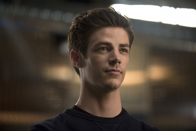 "Happy Birthday to the ""fastest man alive,The Flash\"" GRANT GUSTIN."