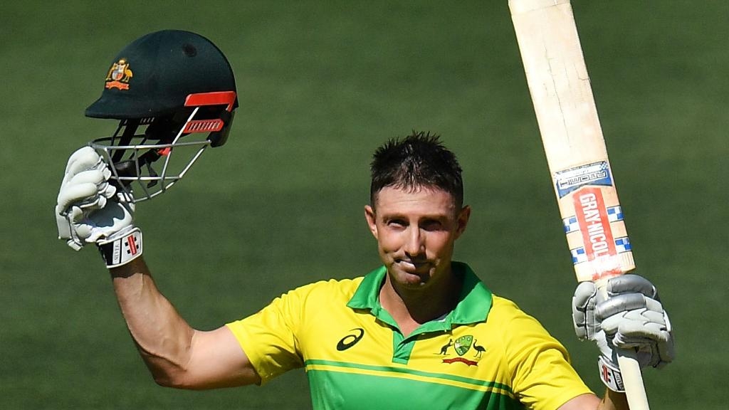 ICC's photo on shaun marsh