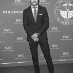 Last night 🧔⌚️  Thank you @IWC for having me yesterday. The #iwcsihh booth is worth checking out if you are in geneva 🛩⌚️  #VB77 #silverspitfire #iwcwatches