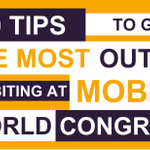 Image for the Tweet beginning: Mobile World Congress is a