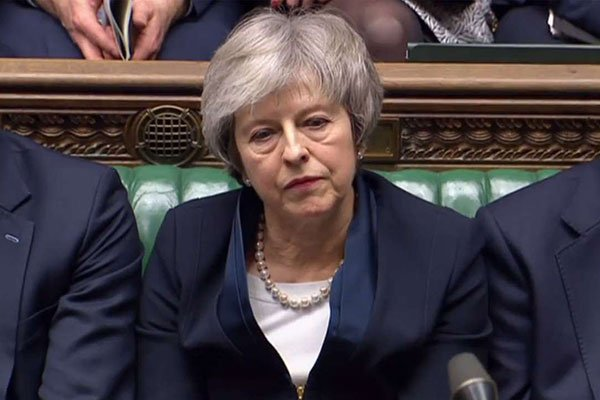 British PM Theresa May faces confidence vote after Brexit humiliation https://t.co/lGd0AO0Ryx