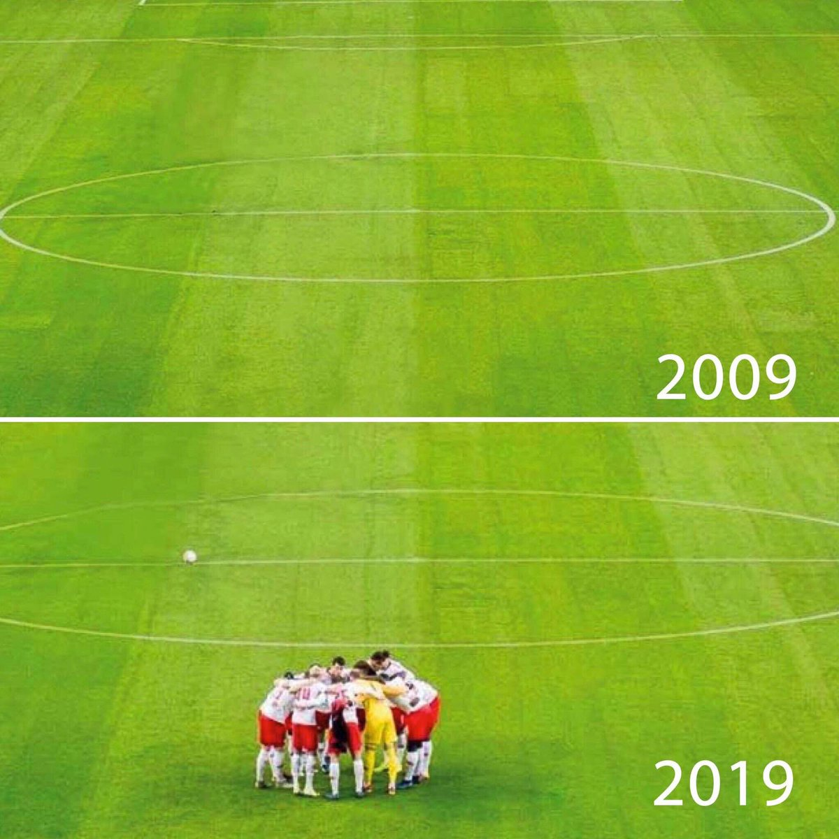 Just before our growth spurt... #10YearChallenge   #DieRotenBullen<br>http://pic.twitter.com/ZsVdW9G16U