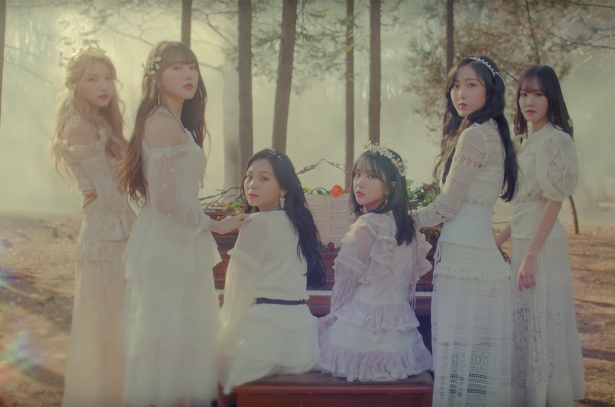 GFriend is back with an expressive new video for 'Sunrise' https://t.co/PhRaFiAFCy