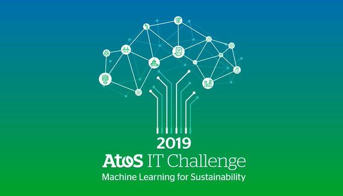 Dos universidades españolas finalistas del 'Atos IT Challenge' 2019 - via @TICsenlasAULAS...