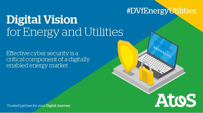 Mit #BigData erkennen #Energie & #Utilities Unternehmen, die prescriptive #security...