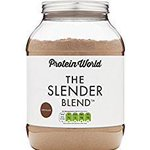 Image for the Tweet beginning: The slender blend protein world