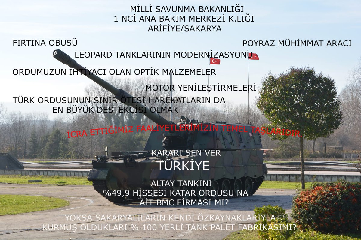 Eren Yaren's photo on #TankPaletTürkiyedir